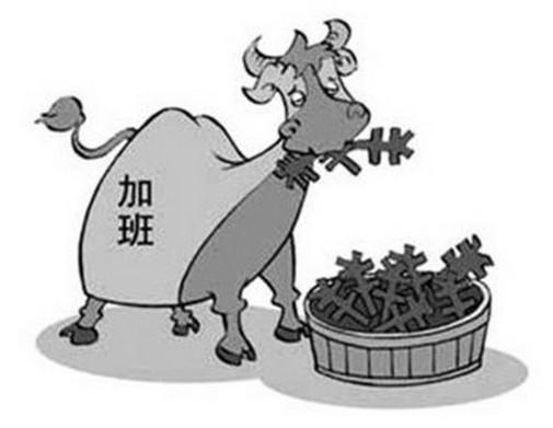 春节加班工资怎么算?前3天三倍后4天两倍支付