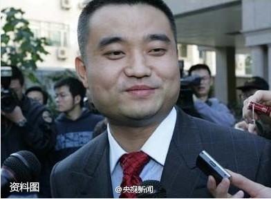 广东省检察院证实:原健力宝董事长张海已外逃