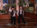 《艾伦秀第11季片花》S11E84 小神童兄妹大闹艾伦秀现场说唱