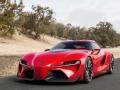 [海外新车]丰田新概念跑车 FT-1 Concept