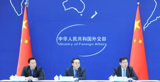 外交部谈习近平出席索契冬奥会:连续两年首访俄罗斯