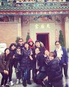春节求姻缘 盘点明星最爱去的寺庙