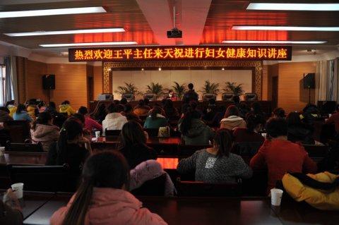 首都医科大学附属北京妇产医院妇瘤科主任、乳腺科主任为病患问诊