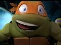 众星推荐3D版《忍者龟》