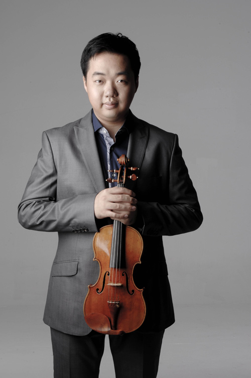 小提琴家宁峰