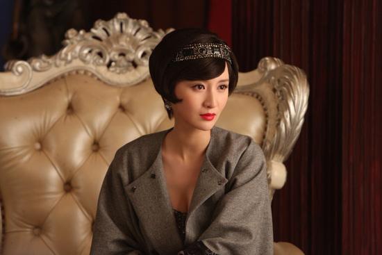 张萌《千金女贼》玩转盖茨比风赞刘恺威是劳