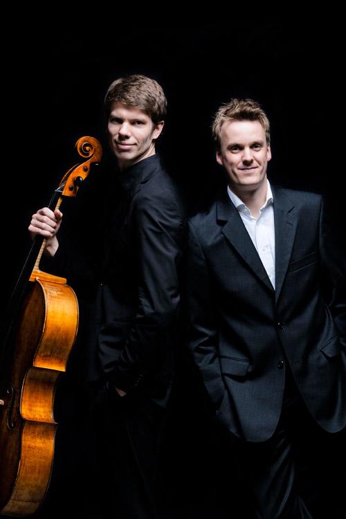 6月荷兰冯登贝尔格-威利斯大提琴钢琴二重奏