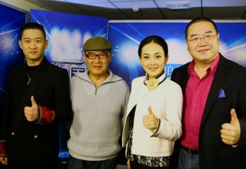 《中国喜剧星》导师图