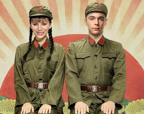 约翰尼・盖儿克奇因美剧《生活大爆炸》而走红,在中国拥有众多粉丝