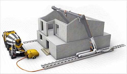 大型打印机_一天就能打印一栋房子 超大型3D打印机-搜狐数码