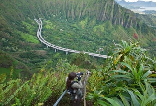 夏威夷天堂之路
