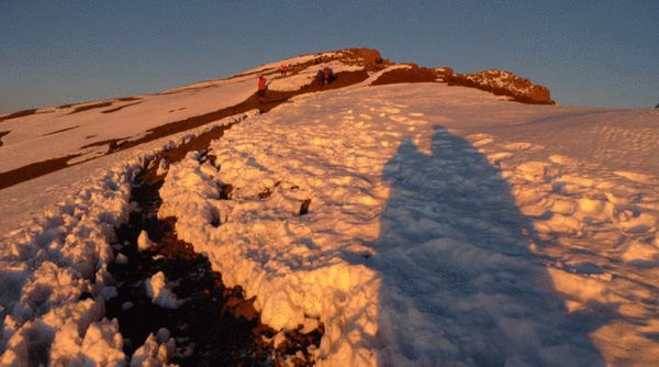 中坦组建联合登山队,即将赴坦攀登非洲最高峰
