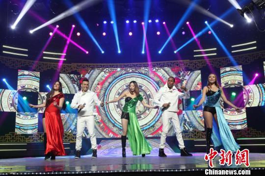 """中国唯一一档创意民歌主题晚会26日晚在山西卫视播出,主打""""创意""""图片"""