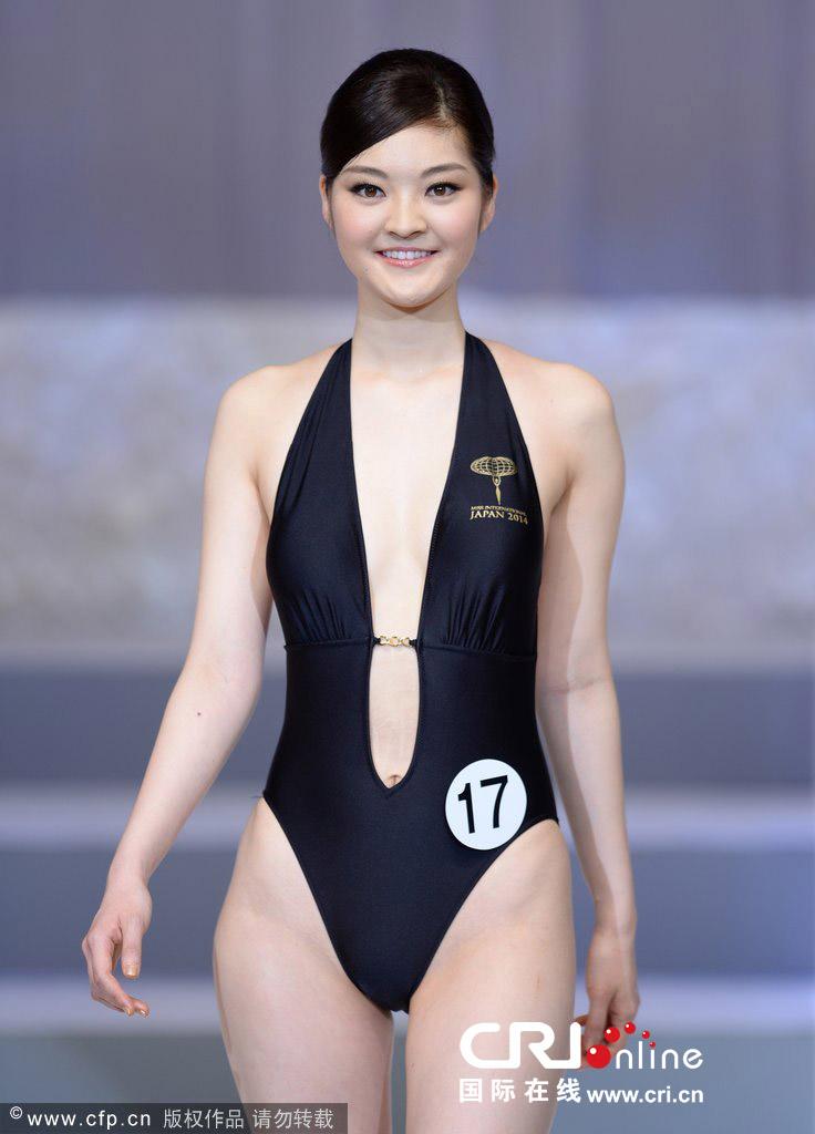 日本小姐冠军出炉 21岁女生被指惨不忍睹 组图图片