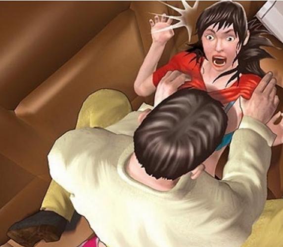 智障女遭55岁男子强奸怀孕 18岁少女一天被奸多达6次