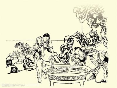 古代春节饮什么酒?(图)