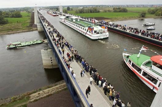 9. 马格德堡水桥