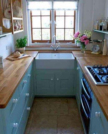 33款小空间厨房装修效果图 年夜饭在这样的厨房