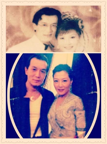 哈文李咏结婚照