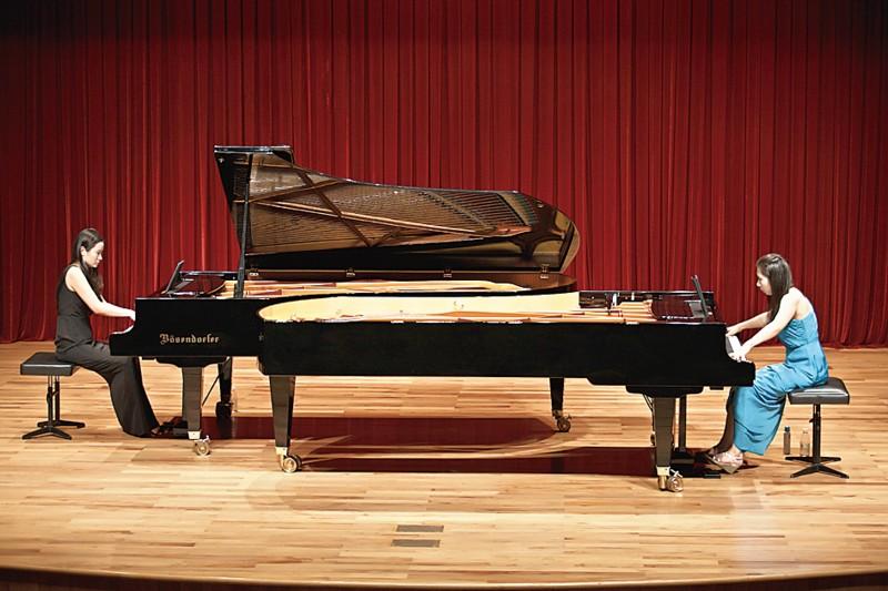 斯坦威钢琴朗朗系列