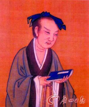 历史中的职场:神秘宝典助张良选中刘邦(组图)图片