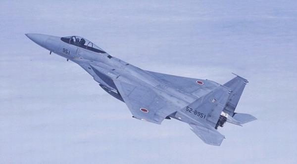 F-15战斗机网页截图