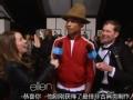 《艾伦秀第11季片花》S11E90 格莱美颁奖典礼红毯采访片段