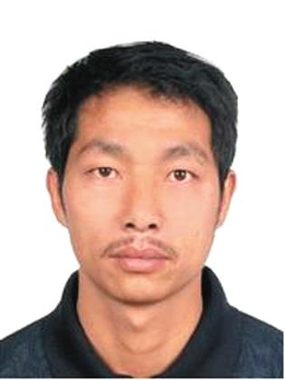 犯罪嫌疑人邵宗其照片。