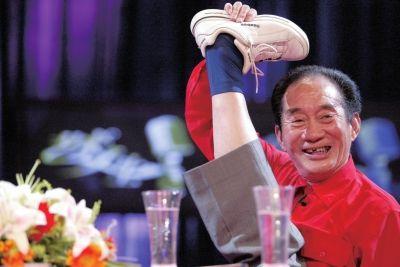六小龄童之父六龄童去世 曾获得毛泽东题诗 图