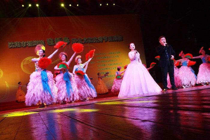 回家过年:各地朝鲜族纷纷举办迎新春文艺演出
