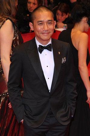 柏林电影节评委梁朝伟不止吸引了中国媒体和观众的目光