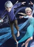 ��ѩ��Ե����-��˿���� Frozen Medley (ViolinViolaPiano)