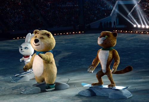 俄罗斯时间2月7日,第22届冬季奥运会开幕式在俄罗斯索契的菲施特奥林匹克体育场举行。