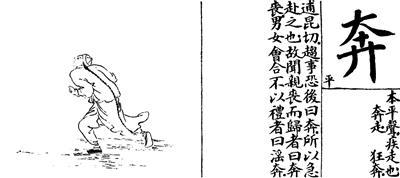 澄 衷 蒙 学堂 字 课 图说