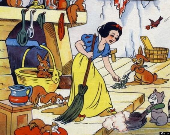 毁童年!揭秘迪士尼动画背后真实的故事