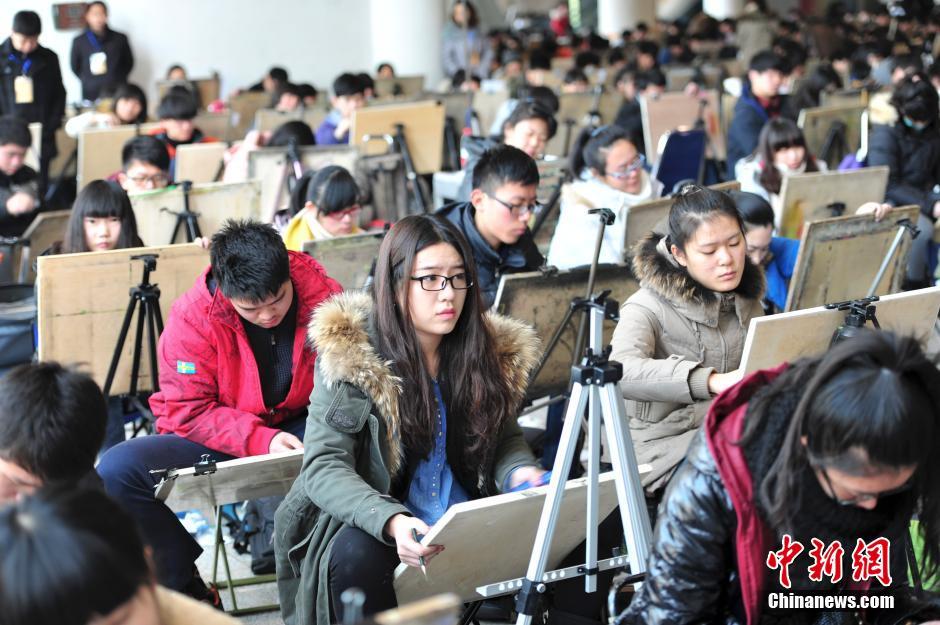 王赞:让艺考生不进培训机构就能考上美院 - 国色天香 - 陈元欣艺术画舫欢迎您