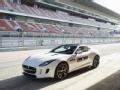 [海外新车]赛道测试 捷豹最新款F-Type R