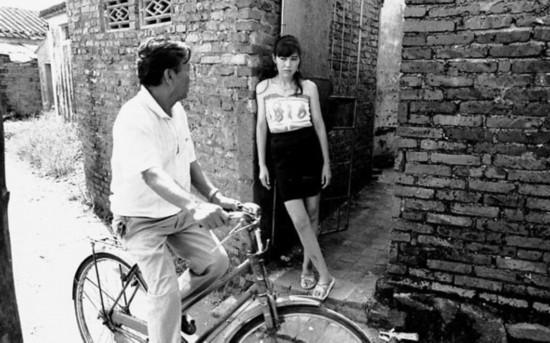 组图 摄影师实拍90年代妓女生活