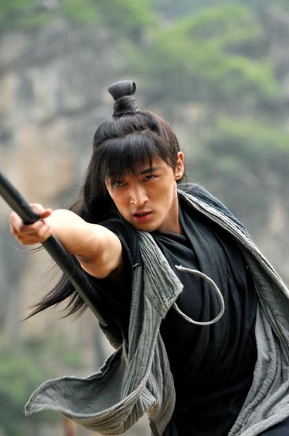 寿命最长的穿越者,《神话》之易小川。