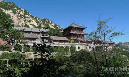 中国寺院融入信息化浪潮