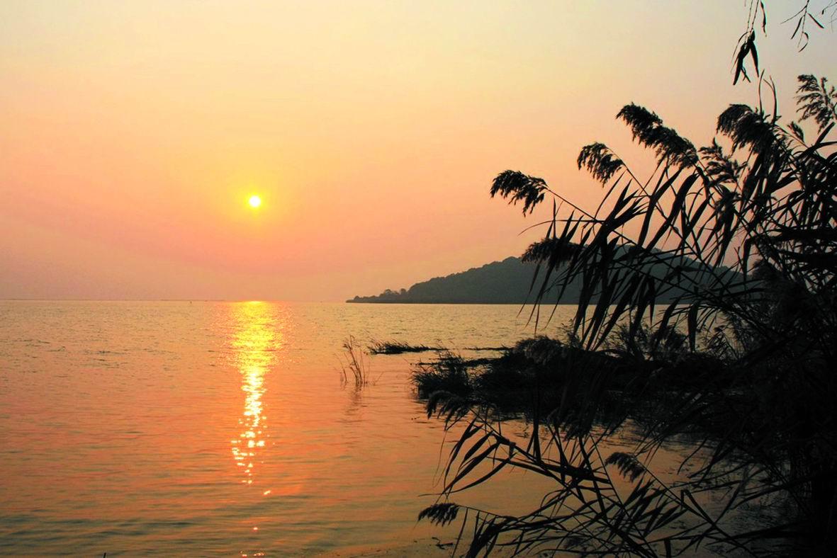 去苏州三山岛 过元宵、情人节