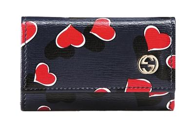 gucci 2014情人节系列零钱包