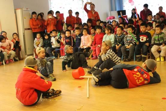 红黄蓝幼儿园元宵节文化活动 传递浓浓民俗味图片