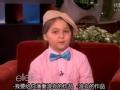 《艾伦秀第11季片花》S11E103 7岁钢琴神童邀请艾伦互粉