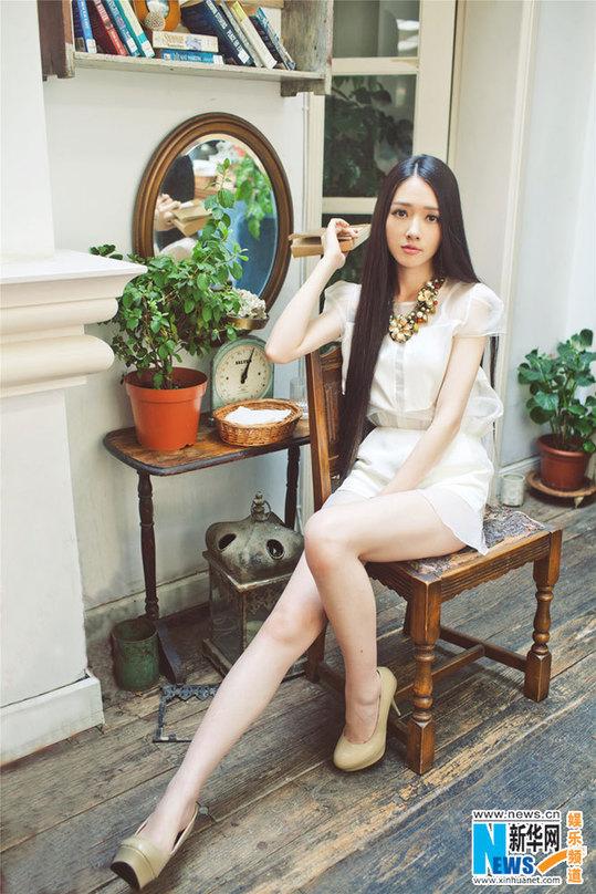 杨颖郭碧婷黑木明纱混血女星谁最美?(组图)-搜