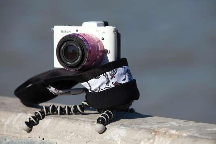 相机最佳伴侣:功能两用的时尚Miggo...