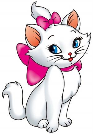 可爱的小猫(图)