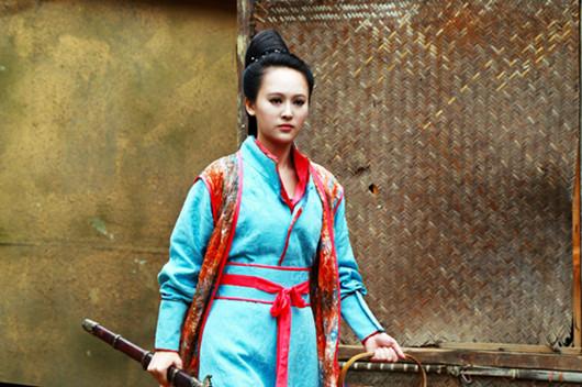 隋朝服饰-搜狐娱乐讯 由张卫健、   刘晓庆   、刘娜萍等实力派演员联袂主演的大图片