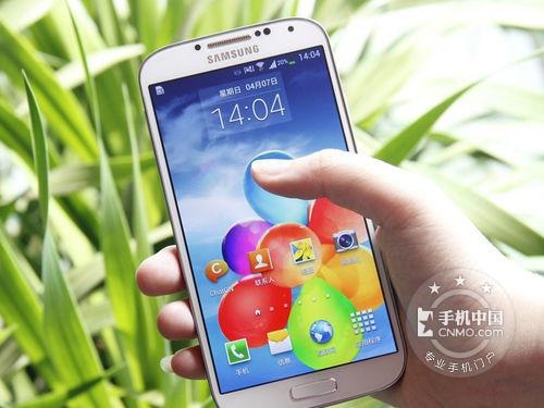 图为:三星Galaxy S4