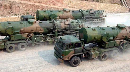 6、东风-21D导弹